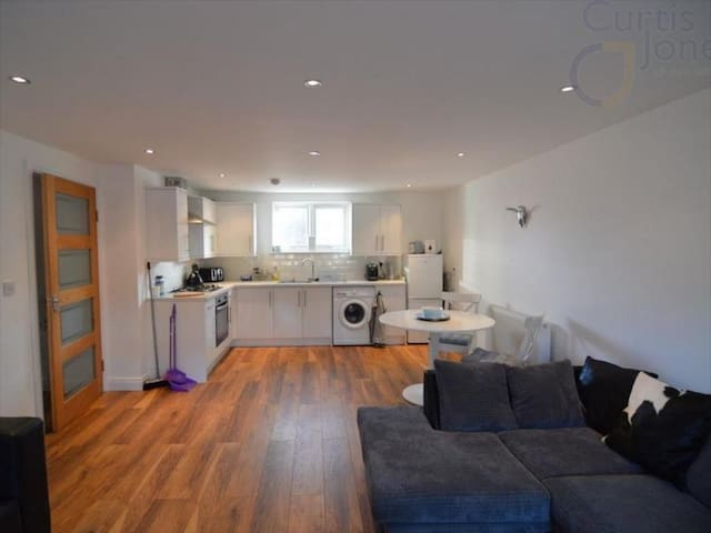 LARGE ONE BEDROOM APARTMENT - FREE WIFI