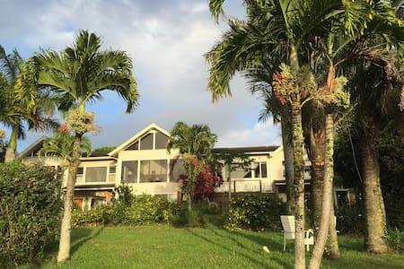 Gorgeous Home with Amazing 6 Acres Garden Views - Haiku-Pauwela - House