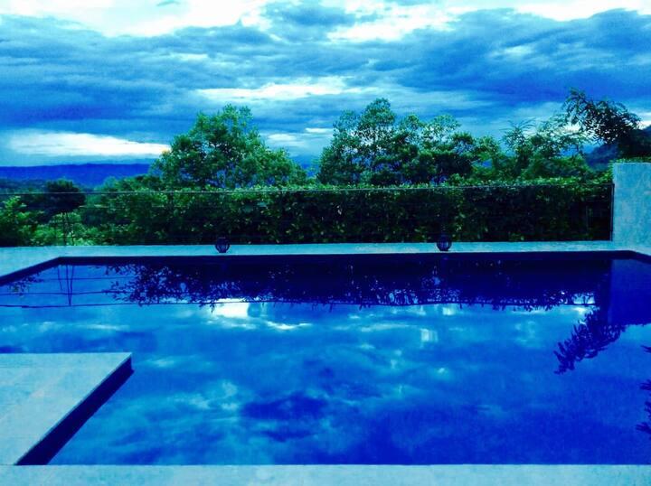Casa Rural de descanso: Vacaciones en las colinas