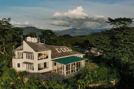 The Rishikesh Earthship House