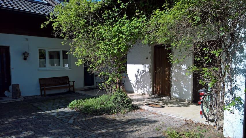 Appartement 25 Km bis München im 5 Seen Land