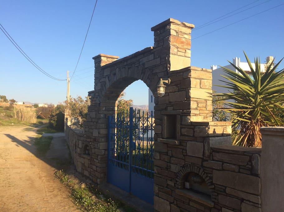 House entrance 1