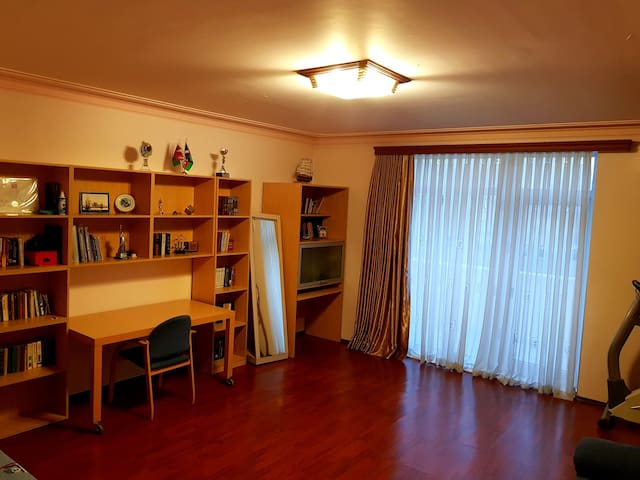Baku Room in Luxury Apartment in City Center