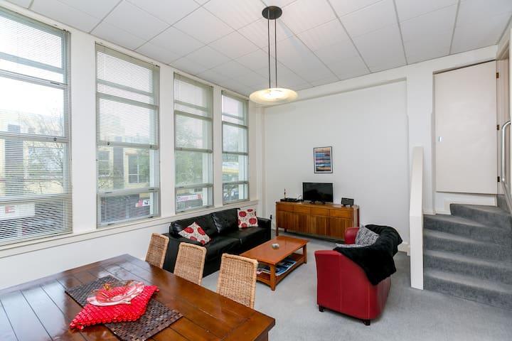 Huatoki Apartment, Central New Plymouth. - New Plymouth - Apartemen