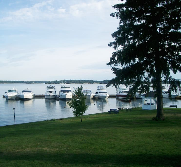Stunning River & Island Views From Your Riverfront