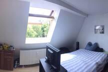 WG Zimmer in der Altstadt von Stralsund