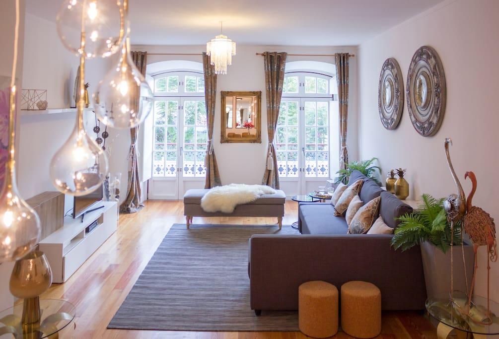 Living room - Boutique design