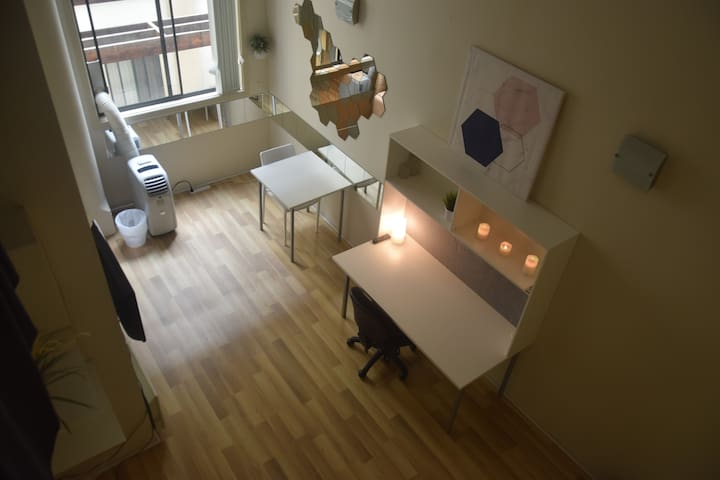 Cozy loft-style studioCentral,Broadway,Darling hbr - Ultimo - Appartement