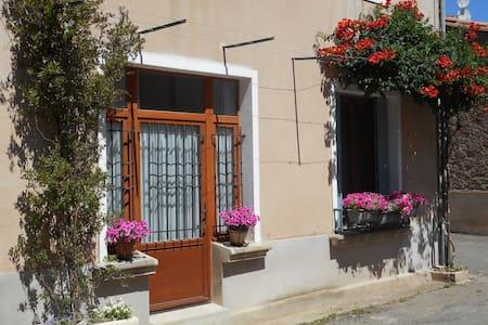 one bedroom village apartment in Caunes Minervois - Caunes-Minervois