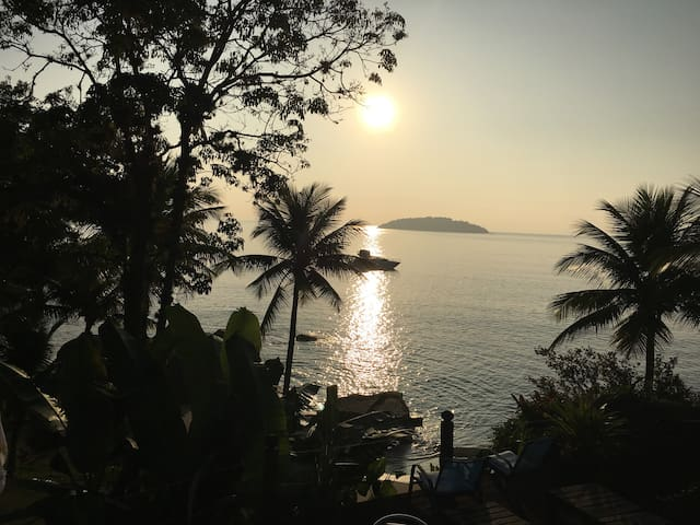 Villa Rossi - island, beach and relaxing - Paraty