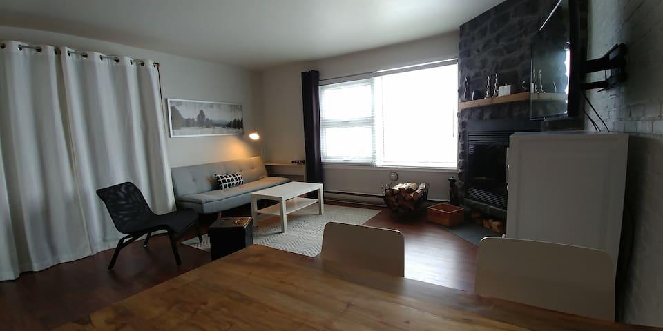Condo/Loft Mont-Sainte-Anne