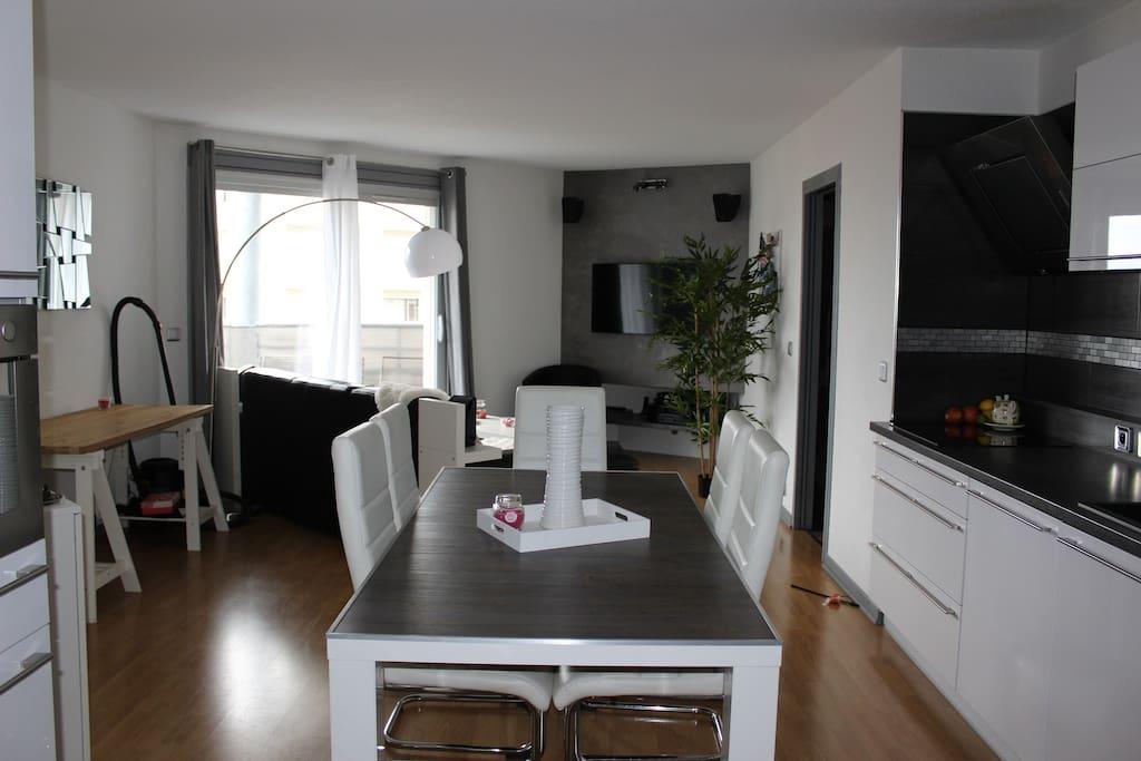 charmant appartement 15 minutes de gen ve appartements louer annemasse auvergne rh ne. Black Bedroom Furniture Sets. Home Design Ideas