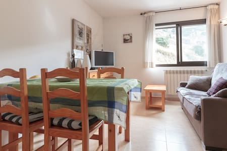 Cozy T2 close to El tarter ski lift - El Tarter - Apartamento