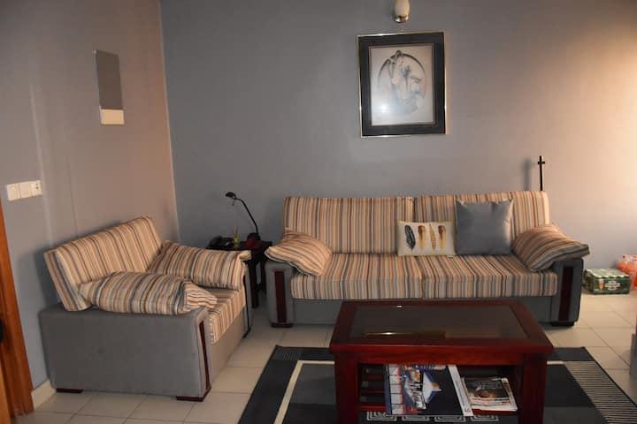 Appartement meublé standing 102