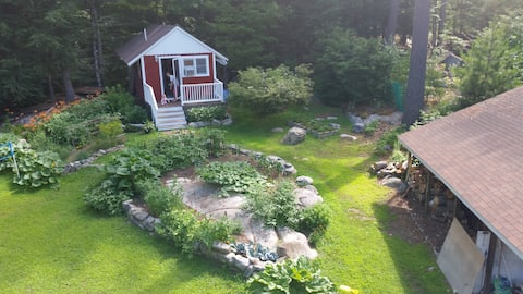 Sebago Lake Cottage on Raymond Cape