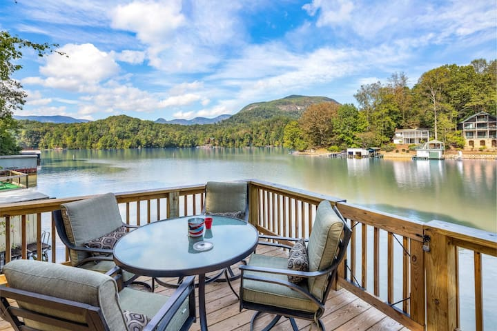 A Simple Life Cabin-Mr Lake Lure Vacation Rental