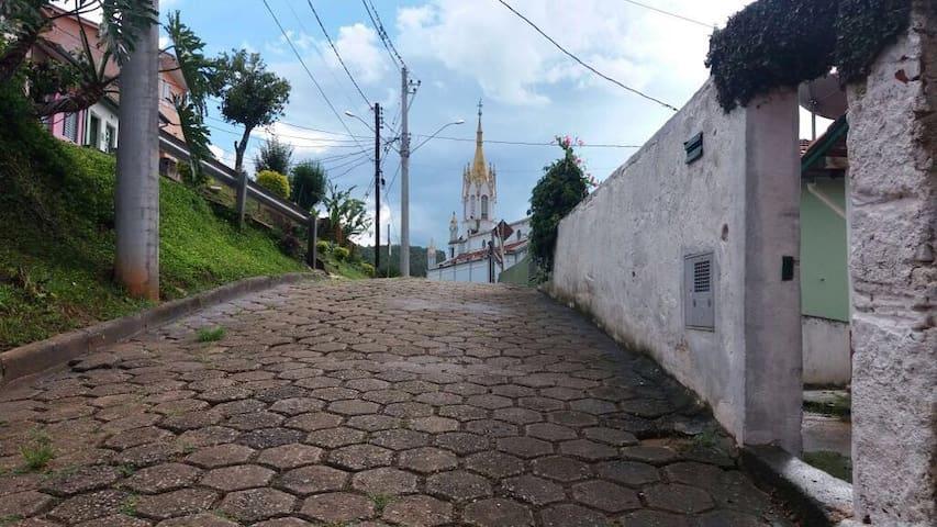 Alugo Casa Carnaval são Luiz do paraitinga
