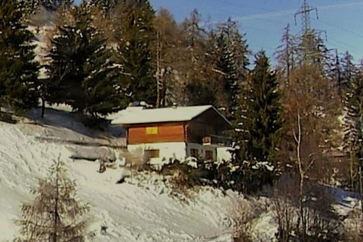 "chalet le tzoumtzoum ""ski-in ski-out"""