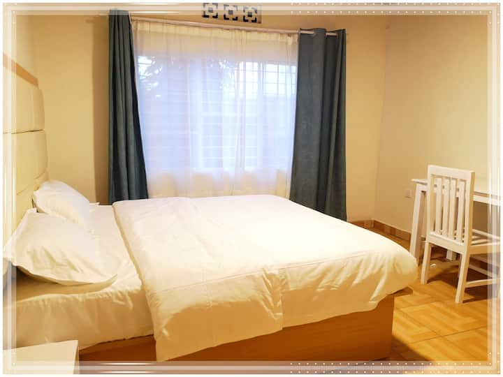 PANDA THEME GUEST HOUSE -QUEEN ROOM高级大床房1