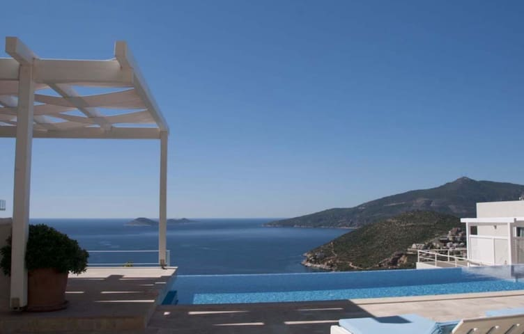 Luxury two bedroom penthouse - Kalkan - Appartement