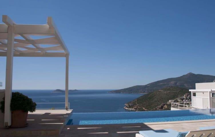 Luxury two bedroom penthouse - Kalkan - Wohnung