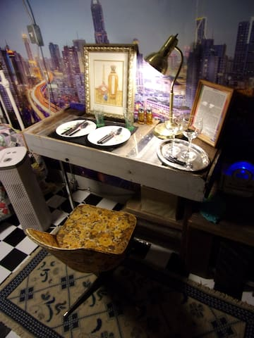 The Dining/desk
