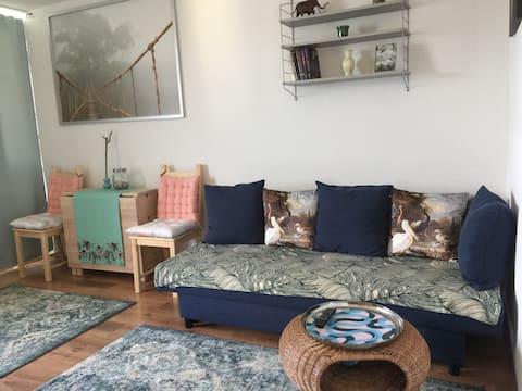 Modern, bequem, voll ausgestattete Appartement