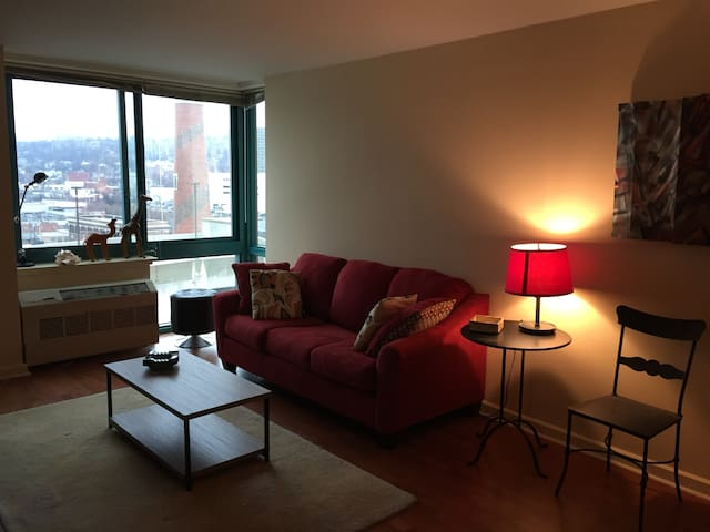 Apartment with easy commute - Yonkers - Apartamento