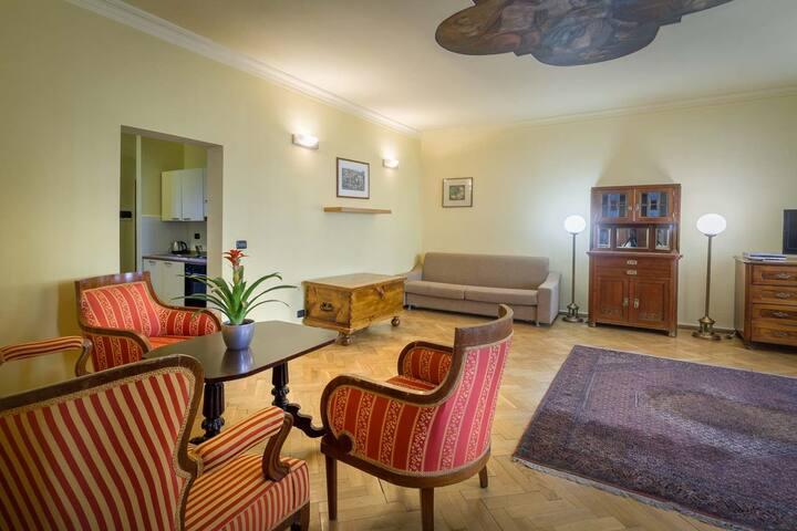 St. Thomas apartment