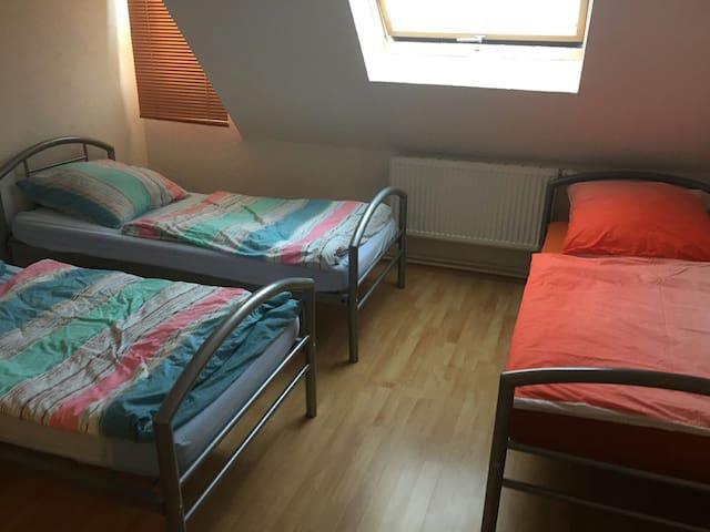 Zimmer in  4 Zimmer Wohnung