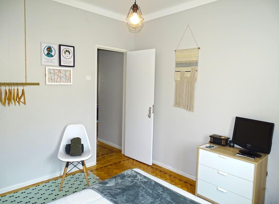 Bites & Bitaites - Balí Bedroom / Quarto