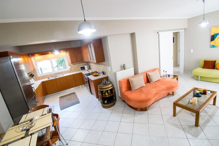 Betty's Air+Port Sea Apartment
