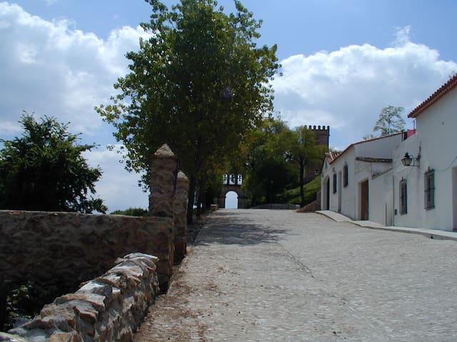 Apartamento junto al Castillo de Aracena - Aracena - Apartamento