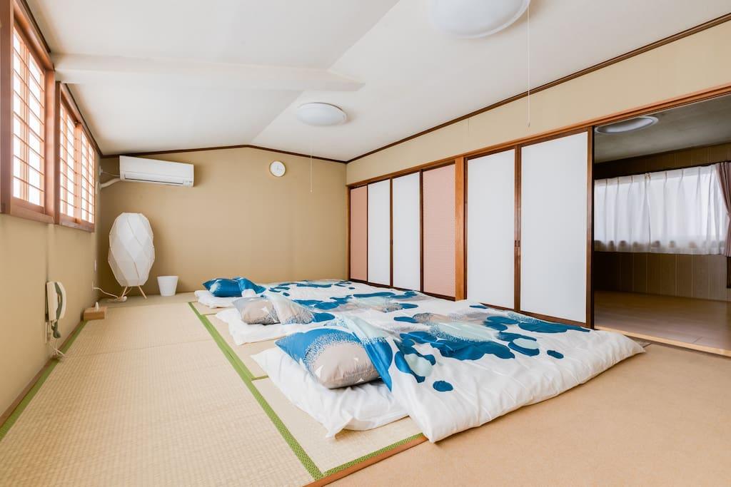 TATAMI & FUTON,japanese cozy.