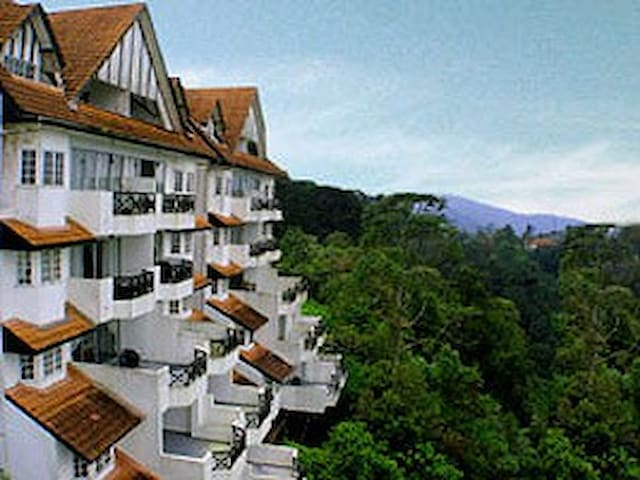 Silverpark Apartment Resort - Fraser's Hill - Apartamento