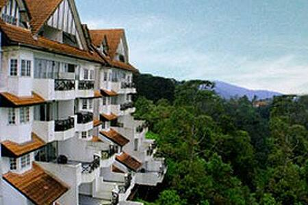 Silverpark Apartment Resort - Fraser's Hill