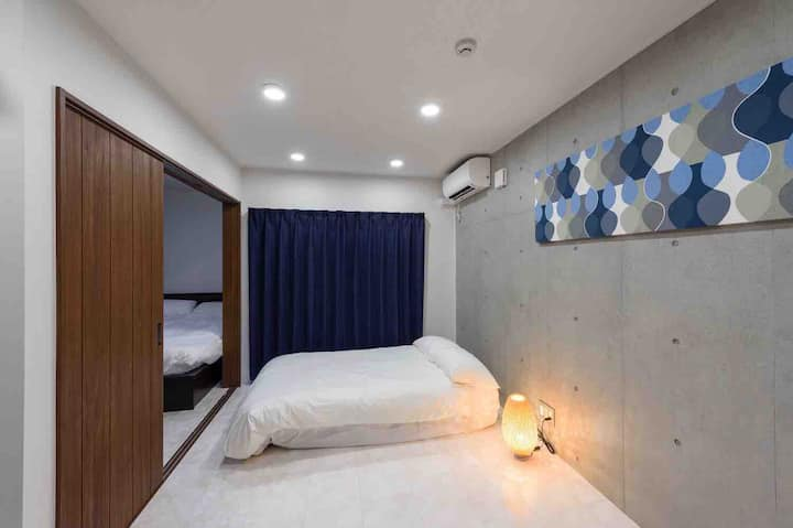 Newly built!Easy access in Tokyo!Max5!+P-wifi!#3