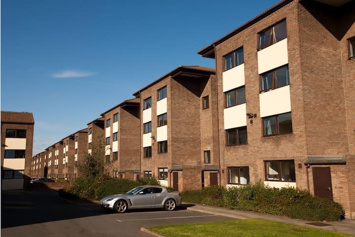 Accommodation within a Student Hall of Residence - Sunderland - Hostel