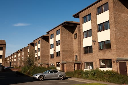Accommodation within a Student Hall of Residence - Sunderland