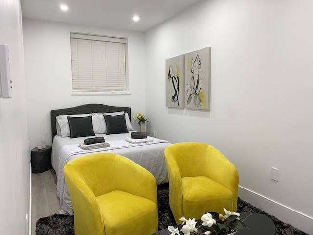Stylish Brand New Basement Suite