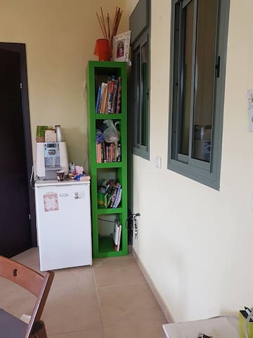 Cozy apartment in the heart of the kibbutz! - Degania Bet - Apartmen
