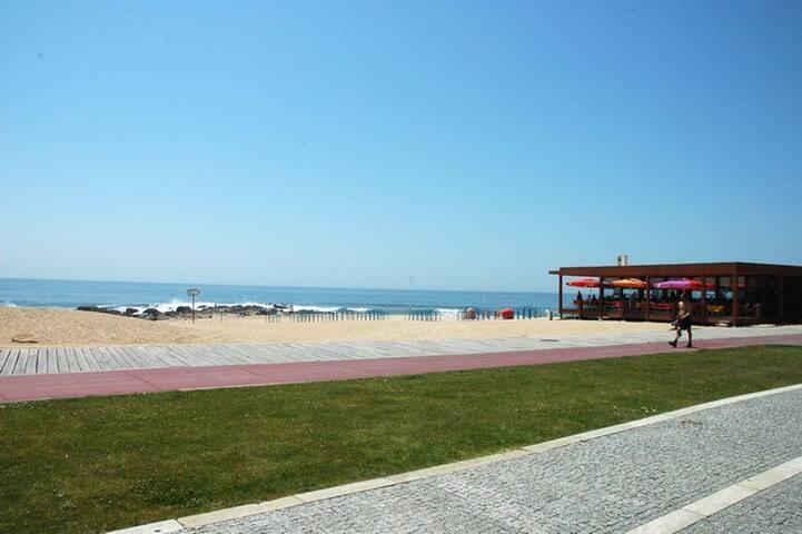 Apartment on the beach - Vila Nova de Gaia - Daire