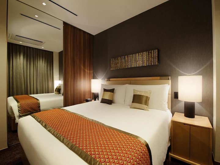 Oakwood Premier Tokyo/Executive 1BR Suite /NoMeal