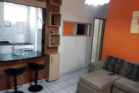 Apartamento inteiro ventilado e aconchegante