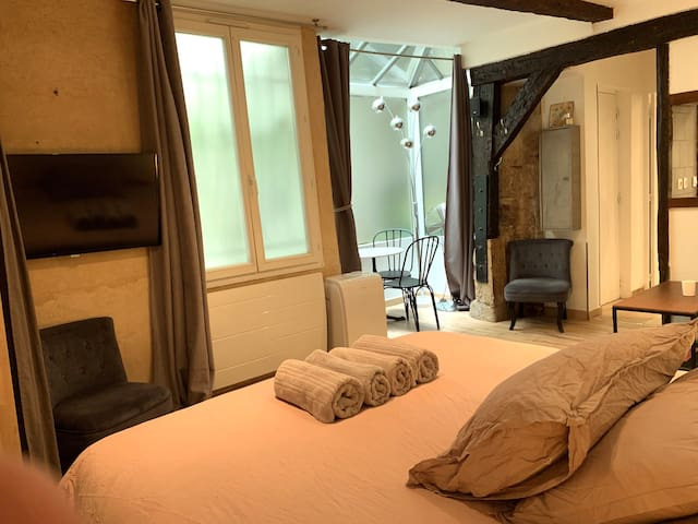 Lovely studio 30m² center Le Marais