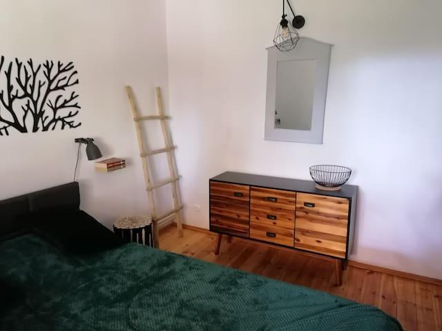 Przytulne mieszkanko  w spokojniej okolicy