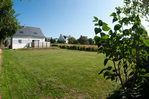New house in Crozon
