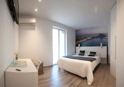 ✨DOUBLE ROOM WITH BATHROOM (Z)  L SS 00038 - San Sebastián - Pis