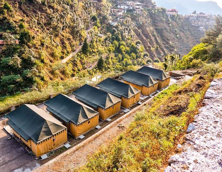 Swiss Luxury Tents