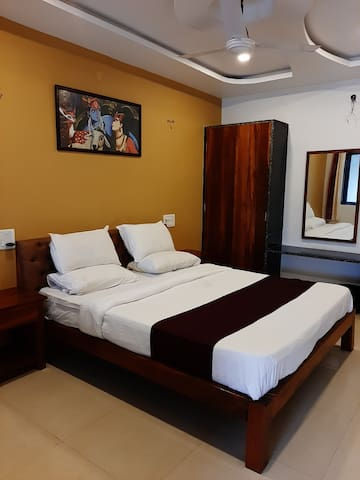 Lake Paradise Deluxe Double room with Balcony